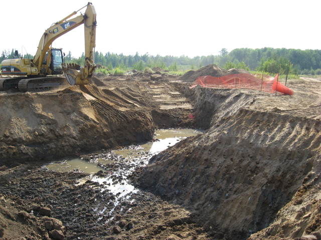 Thunder Bay Landfill project photo
